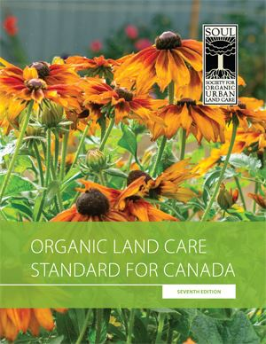 Organic Land Care Standard Cover