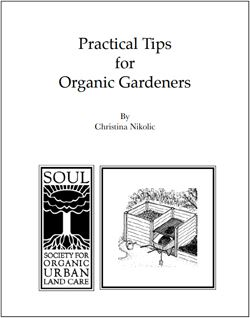 Practical Tips for Organic Gardeners